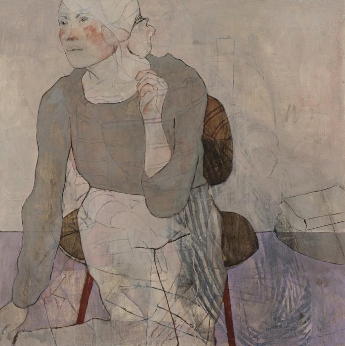 dansk kunst ansigt
