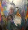 Identitet (Kittelsen) 100 x 120 cm