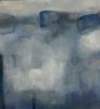 Abstrakt landskap I 150 x 100 cm
