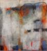 Abstrakt landskap V 150 x 100 cm