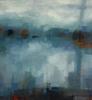 Abstrakt landskap VI 150 x 100 cm