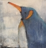 Pingvin 60 x 60 cm