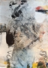 Vinterlandskap Collage 2 (m/ramme, ca 50x70cm)