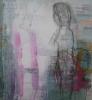 La femme II 130 x 130 cm