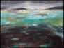 Vandring II 130 x 100 cm