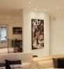 no.26 Udsmykning i privat hjem 150x75 cm