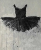 Black Dress 160 x 200 cm