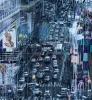 New York street pop art 120 x 150 cm