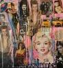 Pop Art Icons 140 x 140 cm
