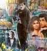 Chaplin 160 x 160 cm