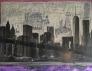 NYC Brooklyn Bridge 170 x 130 cm