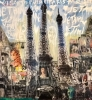 Paris 150 x 150 cm