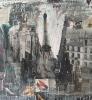 Paris BW 140 x 140 cm