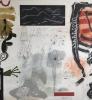 BLACK SQUARE 146x178 cm 2017