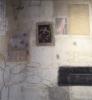 POSTKORT PARIS 150 x 150 cm