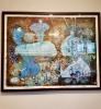 Brown Loft Mystery 150 x 114 cm maleri på papir