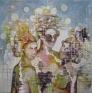 A Fairytale 100 x 100 cm