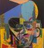 28 Gestural Tableaux 60 x 80 cm