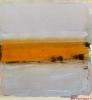 Aftenstemning Vesterhavet 60 x 60 cm