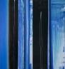 Sipario 190 x 200 cm blue (diptyk)