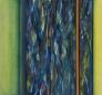 Dittico verde 160 x 150 cm (diptyk)