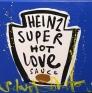 Heinz Super Hot Love Sauce 50 x 50 cm