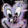 Mickey 50 x 50 cm