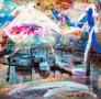 Alberto Sanchez - Ruth140 x 140 cm Ed Unique