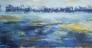 Bente E Finserås - Kyst II 145 x 75 cm