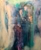 LUI - Planet of love 120 x 150 cm