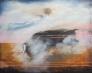 Tina Tobiassen - The leap 2 150 x 120 cm