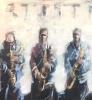 Gli Artisti 200 x 120 cm
