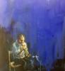 Blues, 50 x 70 cm