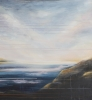 Åpen landskap 150 x 110 cm