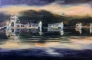 Lake Pichola Udaipur 150 x 100 cm