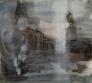 Grå gate 110 x 100 cm plexi