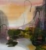 Sunset 60 x 98 cm Plexi