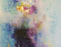 GRANDICELLI Universe 100 x 125 cm foto