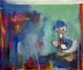 Angry Bird 100x120 cm