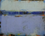 Blått flagg 100 x 80 cm