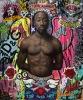 Tupac Shakur 100 x 120 cm