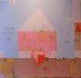 Metaforisk landskap IV 135 x 135 cm