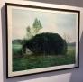 Inner dichotomy Radicondoli Ed2 100 x 80 cm Framed