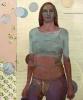 COURAGE 156 x 186 cm