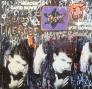 Bowie Black Star Heroes 120 x 120 cm