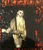Kurt Cobain King of Grunge 30 x 35 cm