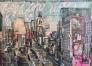 NYC Broadway 180 x 130 cm