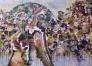It is a beautiful world II 140 x 100 cm