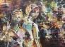 It´s a beautiful life I 140 x 100 cm