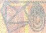 Shimmer 69 x 49 cm